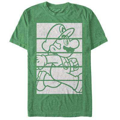 Super Mario- Running Blocks T-Shirt