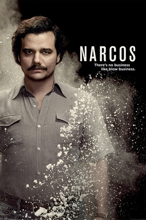 Narcos- Blow Business Stampa