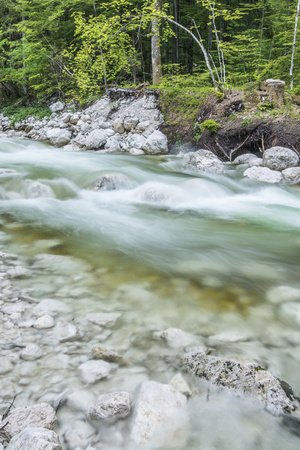 Slovenia, Triglav National Park, Soca River Photographic Print by Rob Tilley