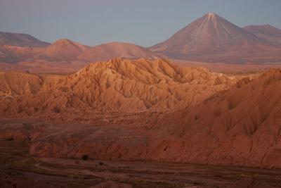 Sunset Near Catarpe, Atacama Photographic Print by Mallorie Ostrowitz