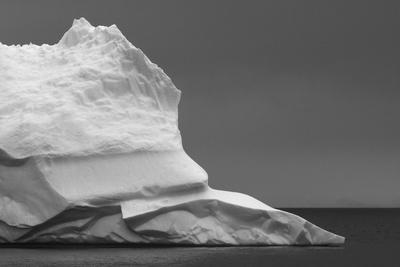 Antarctica, South Atlantic. Iceberg in Weddell Sea Foto af Bill Young