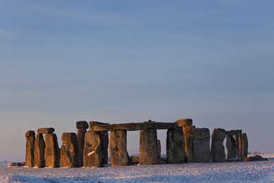Stonehenge, Wiltshire, England Photo by Peter Adams