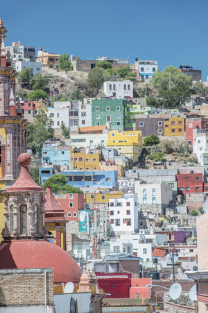 Mexico, Rooftop View of Guanajuato Photo by Rob Tilley