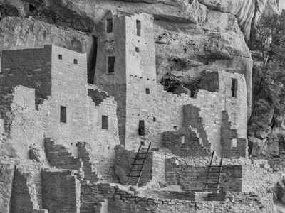 Cliff Palace, Mesa Verde, Colorado, USA Photo by John Ford