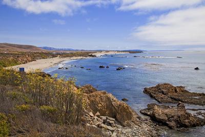 Piedras Blancas, San Simeon, San Luis Obispo County, California, USA Photo by Peter Bennett