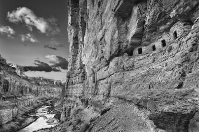 USA, Arizona, Grand Canyon, Colorado River, Float Trip from Nankoweap Fotografía por John Ford