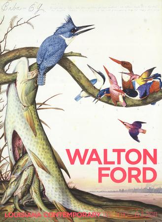 Baba Poster von Walton Ford