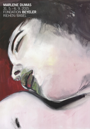 Broken White Posters by Marlene Dumas