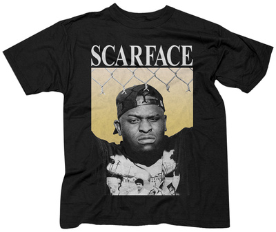 Scarface- Face Photo T-Shirt