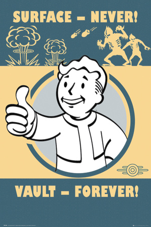 Fallout 4- Vault Forever Photo