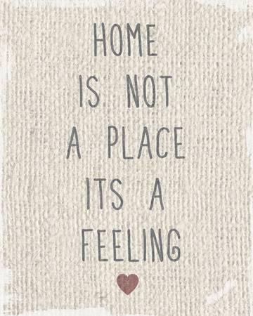 Feels Like Home Posters by Tom Frazier