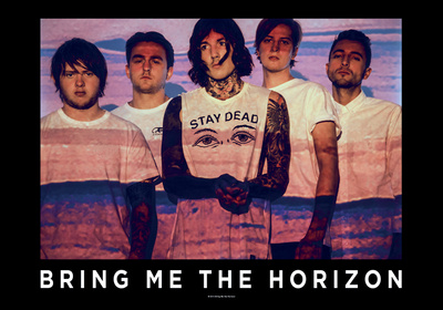 Bring Me The Horizon- Stay Dead Posters