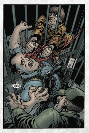Locke and Key: Volume 1 Welcome to Lovecraft - Full-Page Art Prints by Gabriel Rodriguez