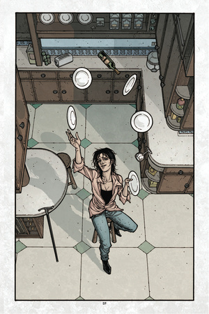 Locke and Key: Volume 3 - Full-Page Art Posters by Gabriel Rodriguez