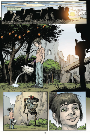 Zombies vs. Robots: Volume 1 – Comic Page with Panels Prints by Val Mayerik