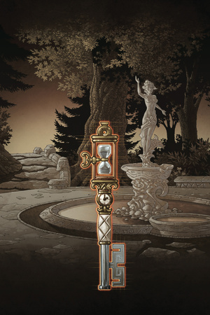 Locke and Key - Cover Art Posters by Gabriel Rodriguez