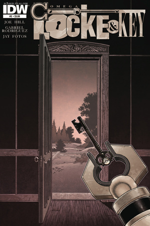 Locke and Key: Omega 2 - Cover Art Posters by Gabriel Rodriguez