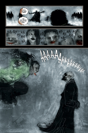 30 Days of Night – Comic Page with Panels Prints by Ben ...