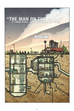 Zombies vs. Robots: No. 7 - Bonus Material Prints by Paul Davidson