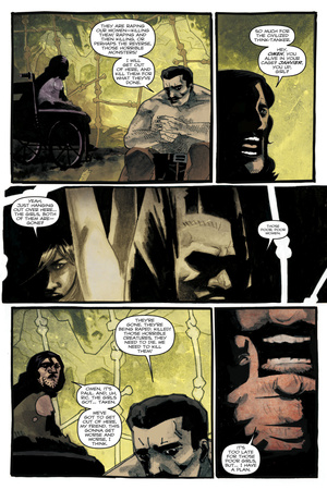 Zombies vs. Robots: Undercity – Comic Page with Panels Prints by Mark Torres