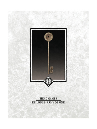 Locke and Key: Volume 1 Welcome to Lovecraft - Chapter Page Posters by Gabriel Rodriguez