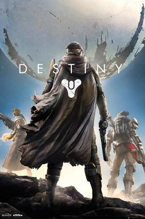 Destiny- Key Art Pôster