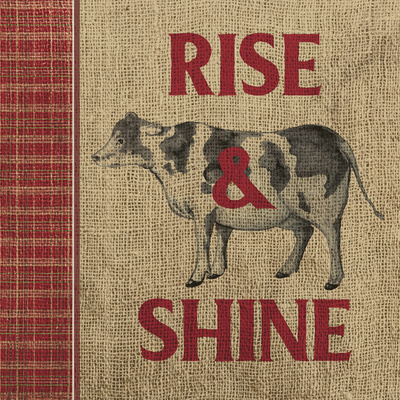 Rise & Shine Farm Fresh II Prints by Andi Metz