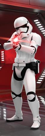 Star Wars The Force Awakens- Stormtrooper Affischer
