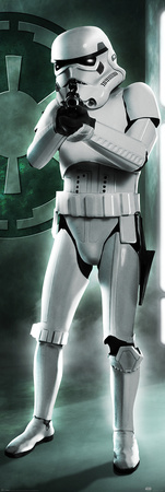 Star Wars- Original Trilogy Stormtrooper Posters