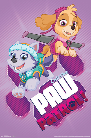 Paw Patrol- Call The Paw Prints