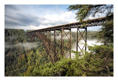 New River Gorge Bridge Giclee Print by Danny Head