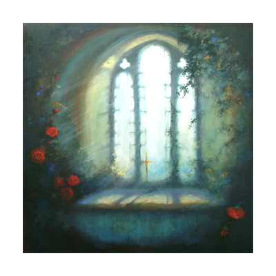 Sanctuary, 2016 Giclee Print by Lee Campbell