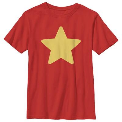 Youth: Steven Universe- Steven's Star Tシャツ