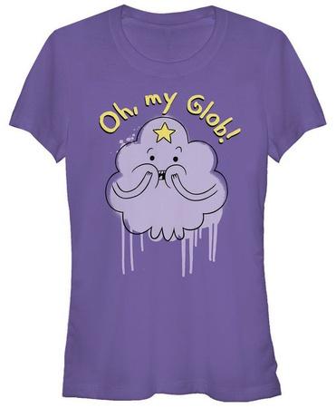 Juniors: Adventure Time- Oh, My Glob! Shirts