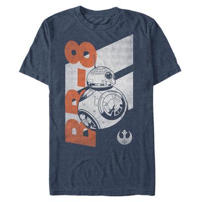 Star Wars The Force Awakens- BB-8 Monochromatic Shirts