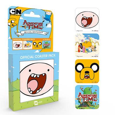 Adventure Time Mix Coaster Set Coaster