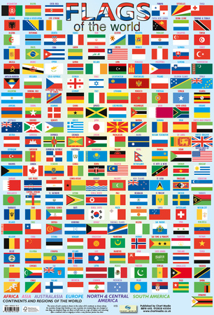 Flags Of The World Print