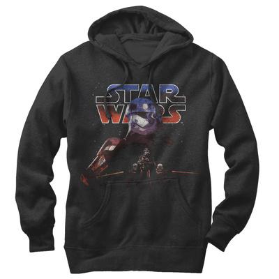 Hoodie: Star Wars The Force Awakens- Phasma Leads On Pullover Hoodie