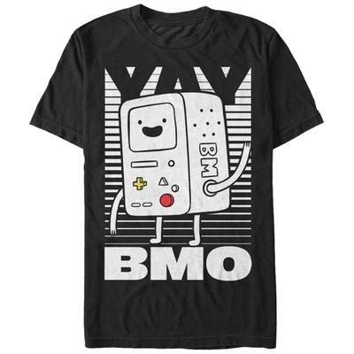Adventure Time- Yay BMO T-shirts