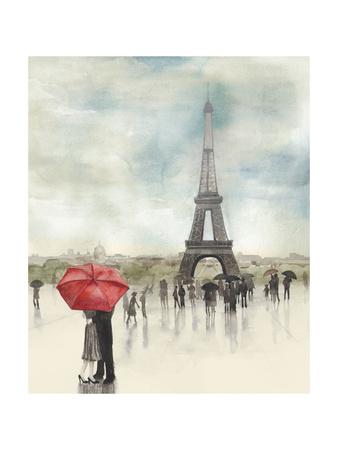 Rainy Day Lovers I Prints by Grace Popp