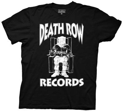 Death Row Records- Logo Shirts