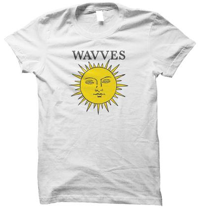 Wavves- Mellow Sun Shirts
