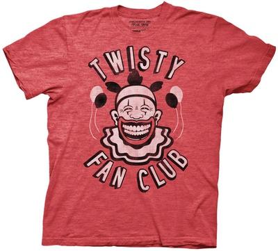 American Horror Story- Twisty Fan Club T-shirts