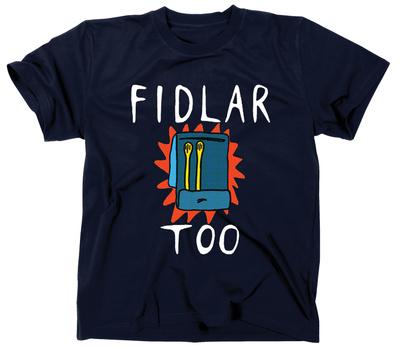 Fidlar- Matchbook T-Shirt