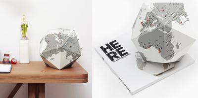 Here - The Personal Globe - Medium Novinky (Novelty)