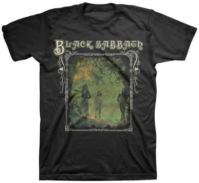 Black Sabbath- Framed Outside Shirts