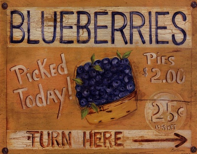 Fruit Stand I Prints by Grace Pullen