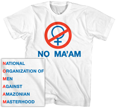 Married With Children- No Ma'am (Front/Back) T-shirts