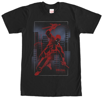 Daredevil- Bleeding Icon Shirts
