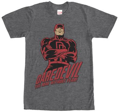 Daredevil- Hero In Red Shirts